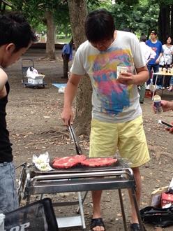 あきら;すごい肉だな~!社長いつもありがとうございます。