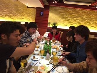 社員旅行 in HongKong