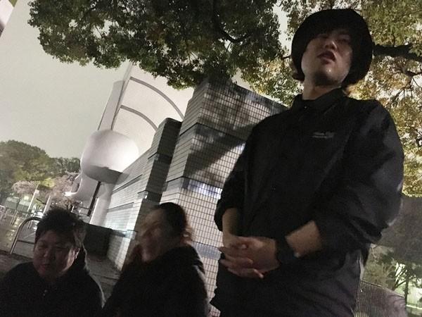 続きまして先輩、岩間貴裕(タカ)!