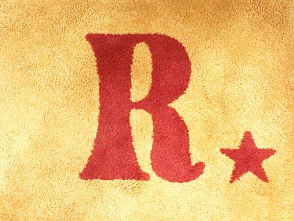 新しいロゴ「R★」