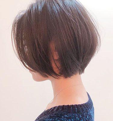 レディスショート 原宿美容室red Hot レッドホット 髪型ショート